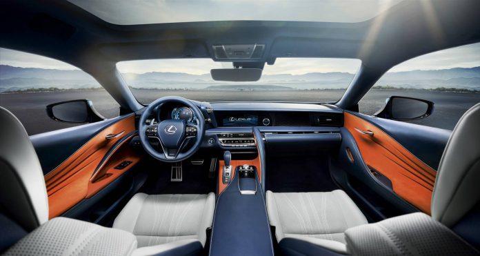 Lexus LC 500h (11)