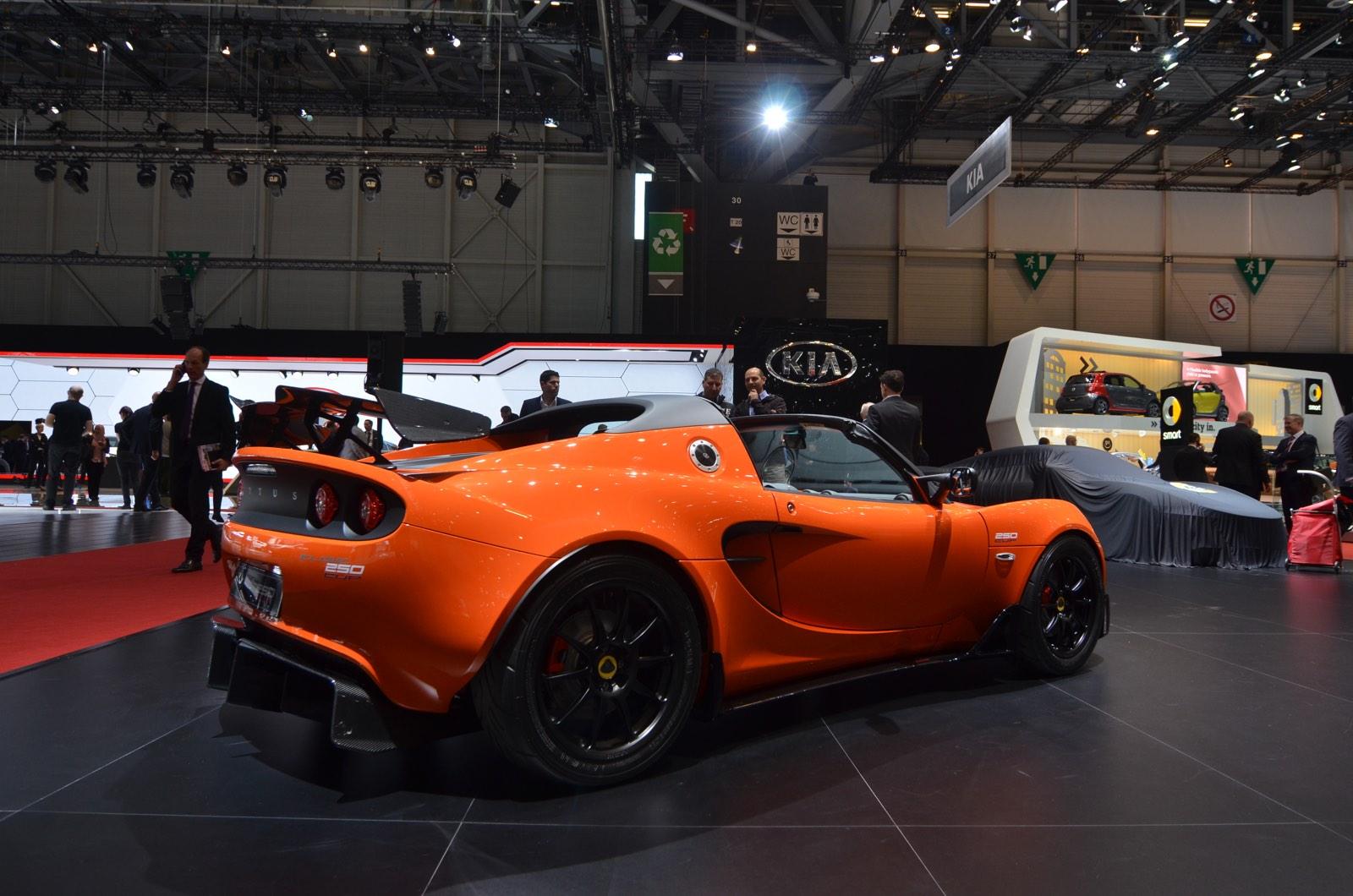 Lotus Elise Sport Cup 250