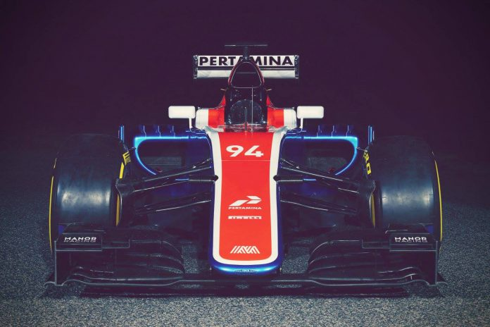 Manor Racing MRT05 (2)