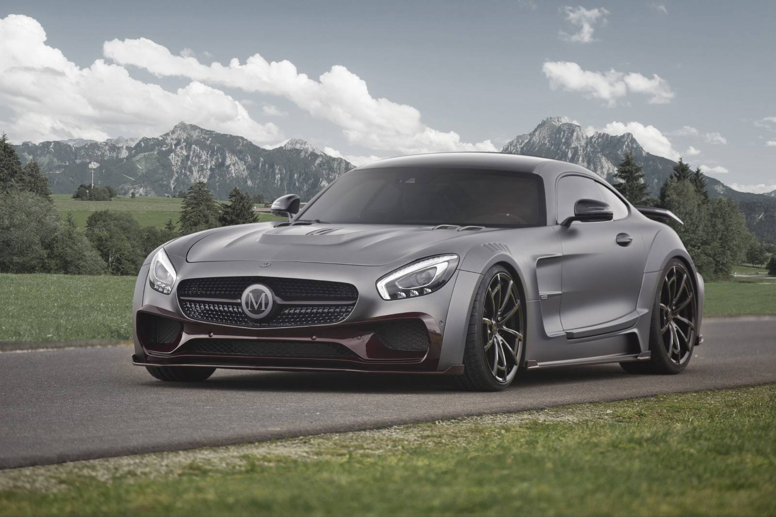 Official mansory mercedes amg gt s gtspirit for Mercedes benz amg kit