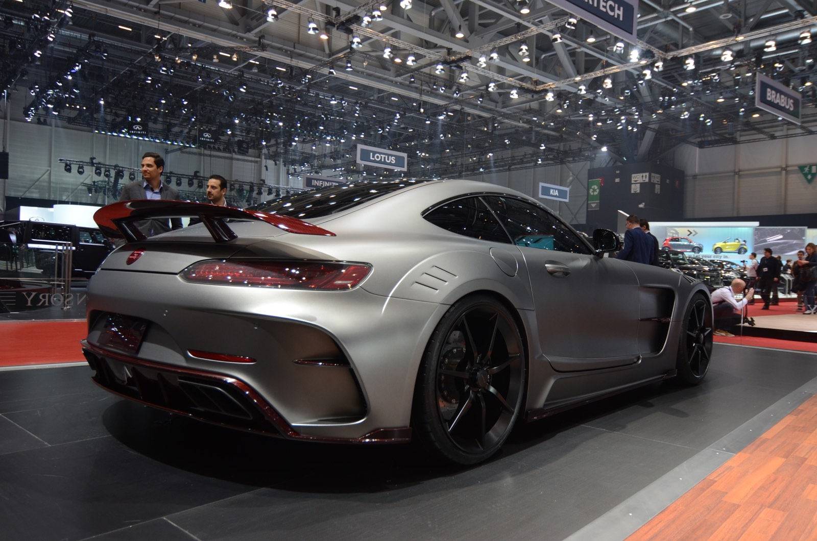 geneva 2016 mansory mercedes amg gt s gtspirit. Black Bedroom Furniture Sets. Home Design Ideas
