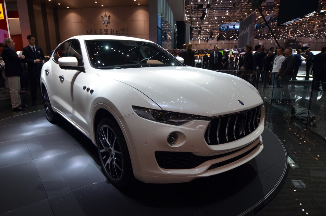 geneva 2016 maserati levante gtspirit. Black Bedroom Furniture Sets. Home Design Ideas