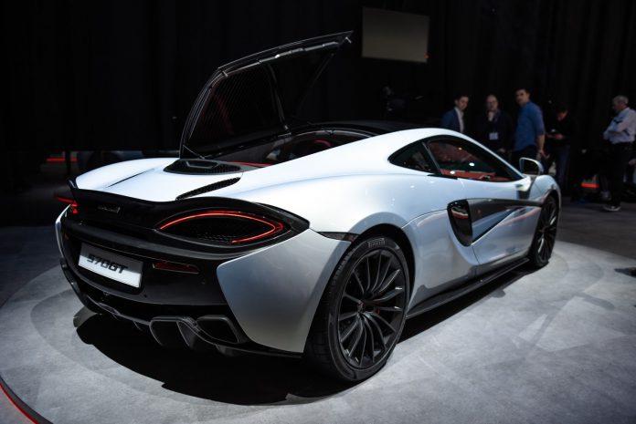 McLaren Preview Event
