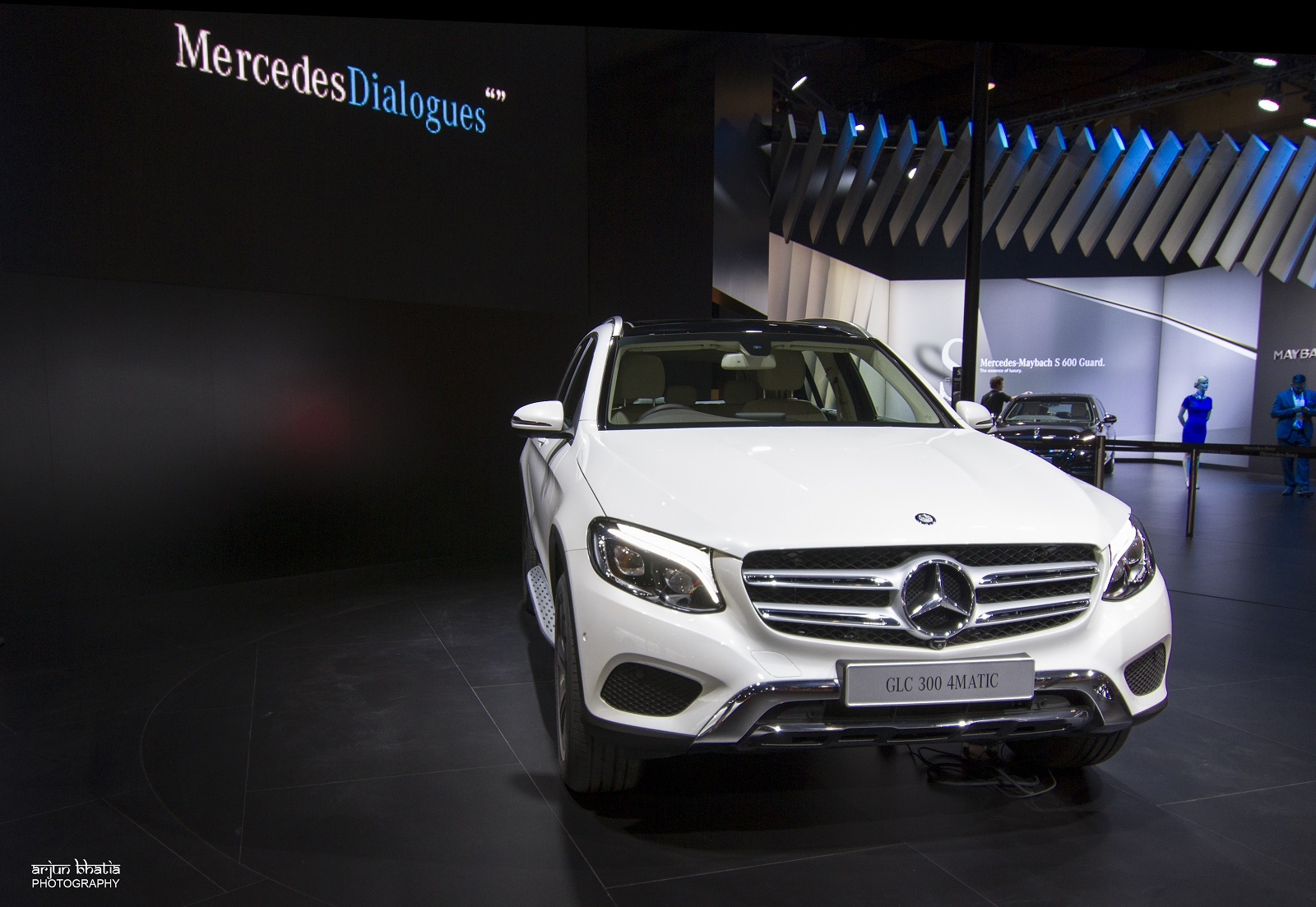 Mercedes-Benz GLC-Class Delhi Auto Expo 2016 2