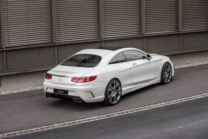 FAB Design Mercedes-Benz S-Class Coupe