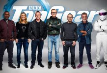 New Top Gear Presenters