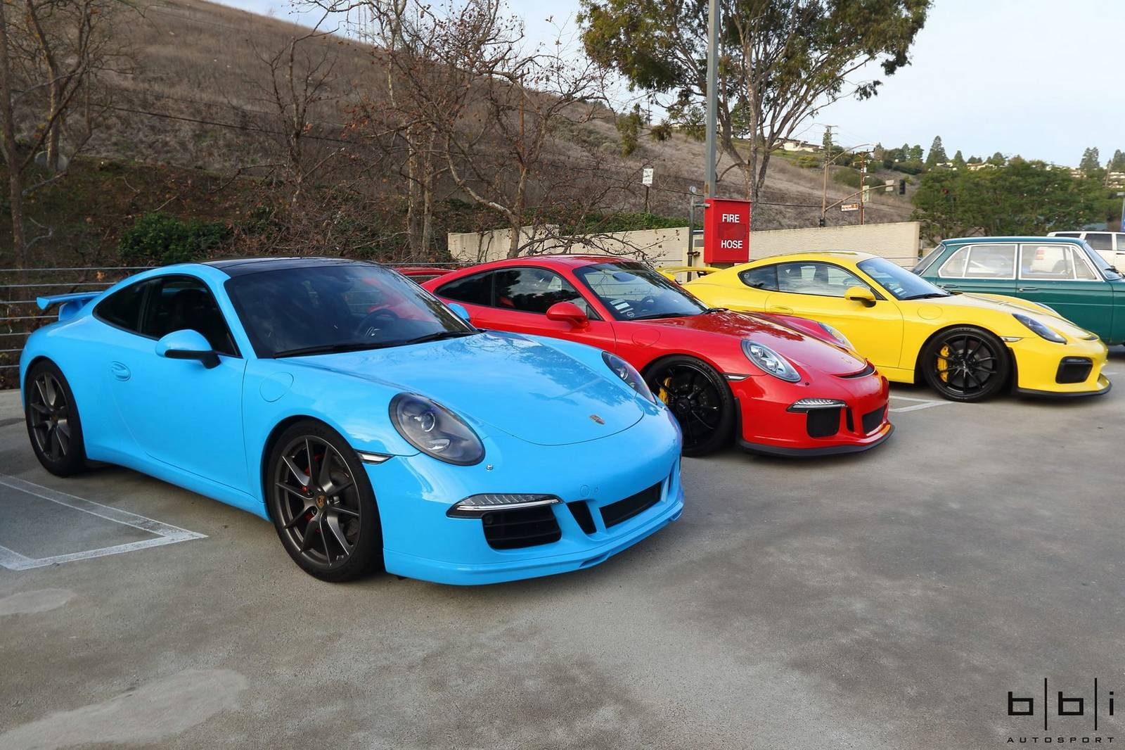 Pikes Peak Coffee >> Epic Porsche Gathering at Pelican Parts Cars and Coffee! - GTspirit