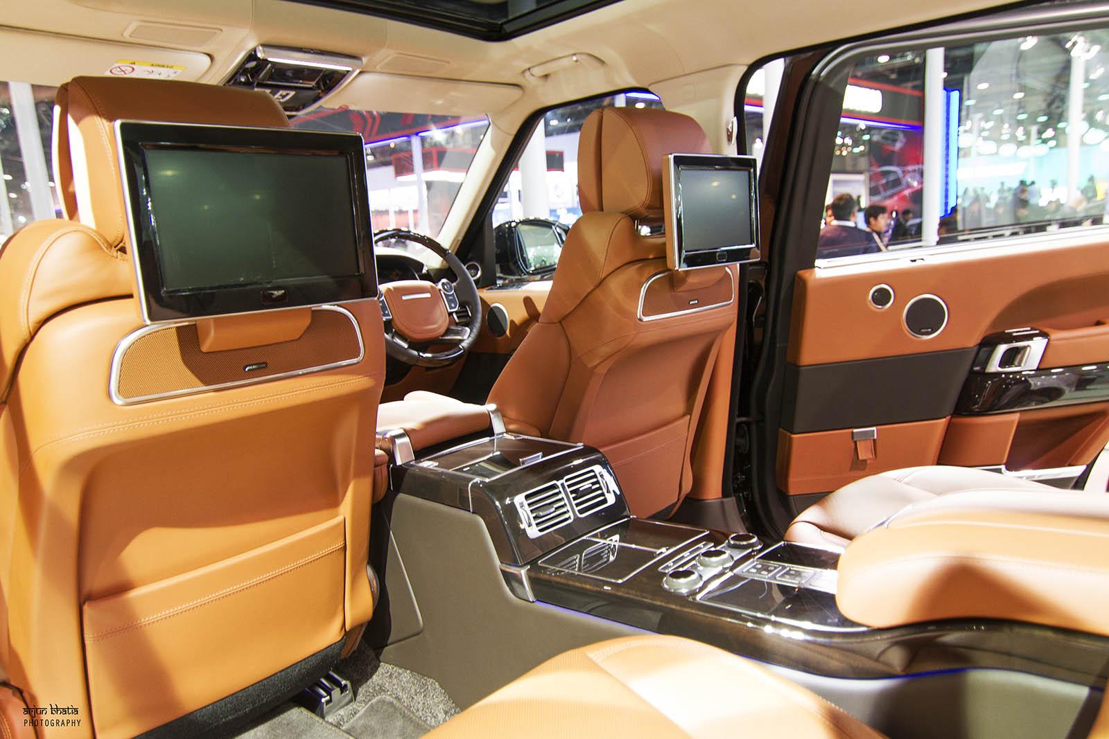 Range Rover SV Autobiography Delhi Auto Expo 2016 4