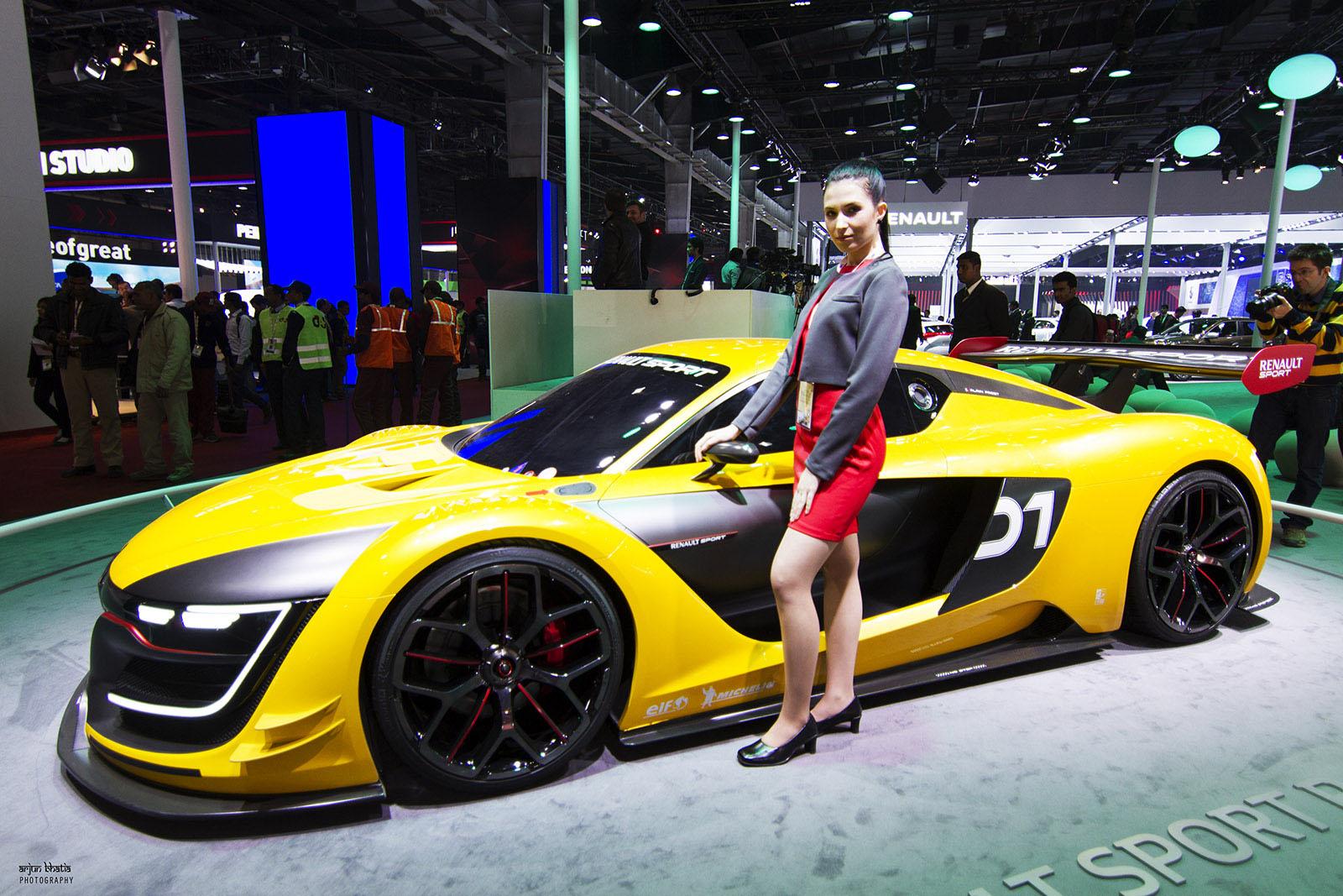 Renault Sport RS 01 Delhi Auto Expo 2016 2
