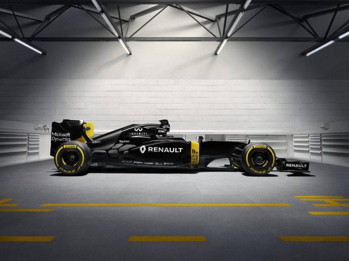 Renault Sport RS16 Formula 1 Car (2)