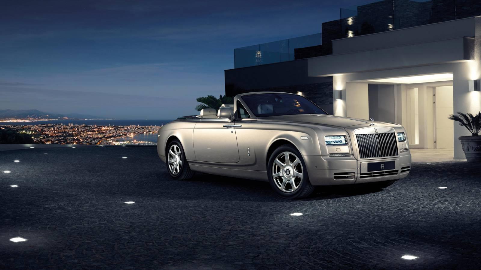 rolls royce to reveal last phantom coupe in geneva gtspirit. Black Bedroom Furniture Sets. Home Design Ideas
