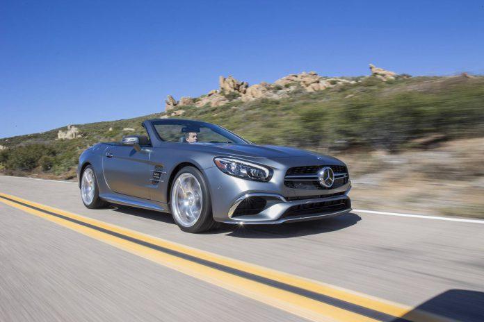 Der neue Mercedes SL, San Diego 2016, Pressefahrveranstaltung, M
