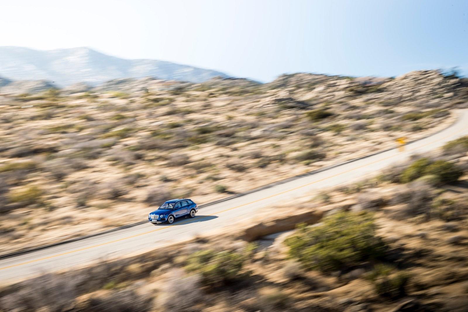 Sequin Blue Bentley Bentayga
