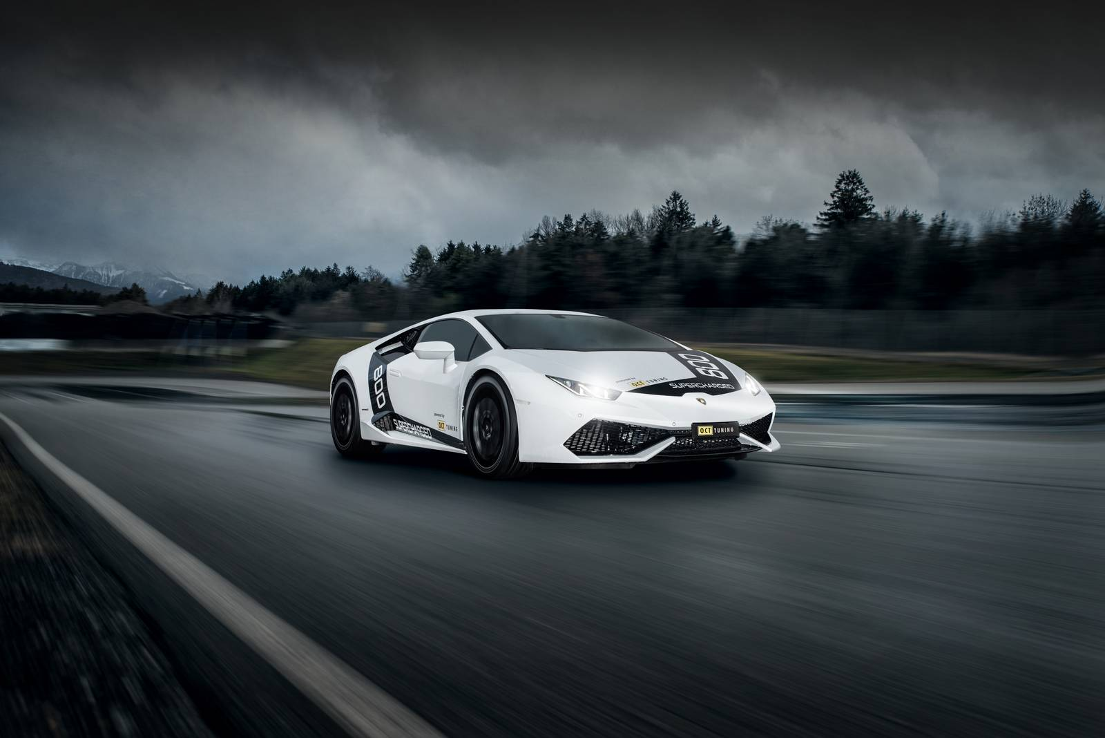 official 805hp supercharged lamborghini huracan by o ct tuning gtspirit. Black Bedroom Furniture Sets. Home Design Ideas