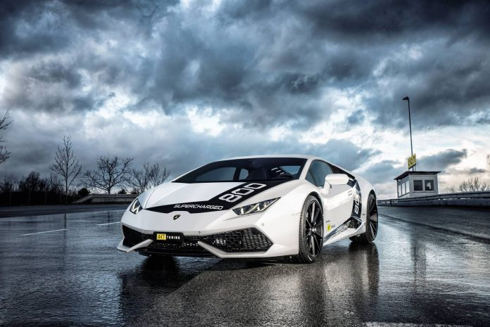 Supercharged Lamborghini Huracan (2)
