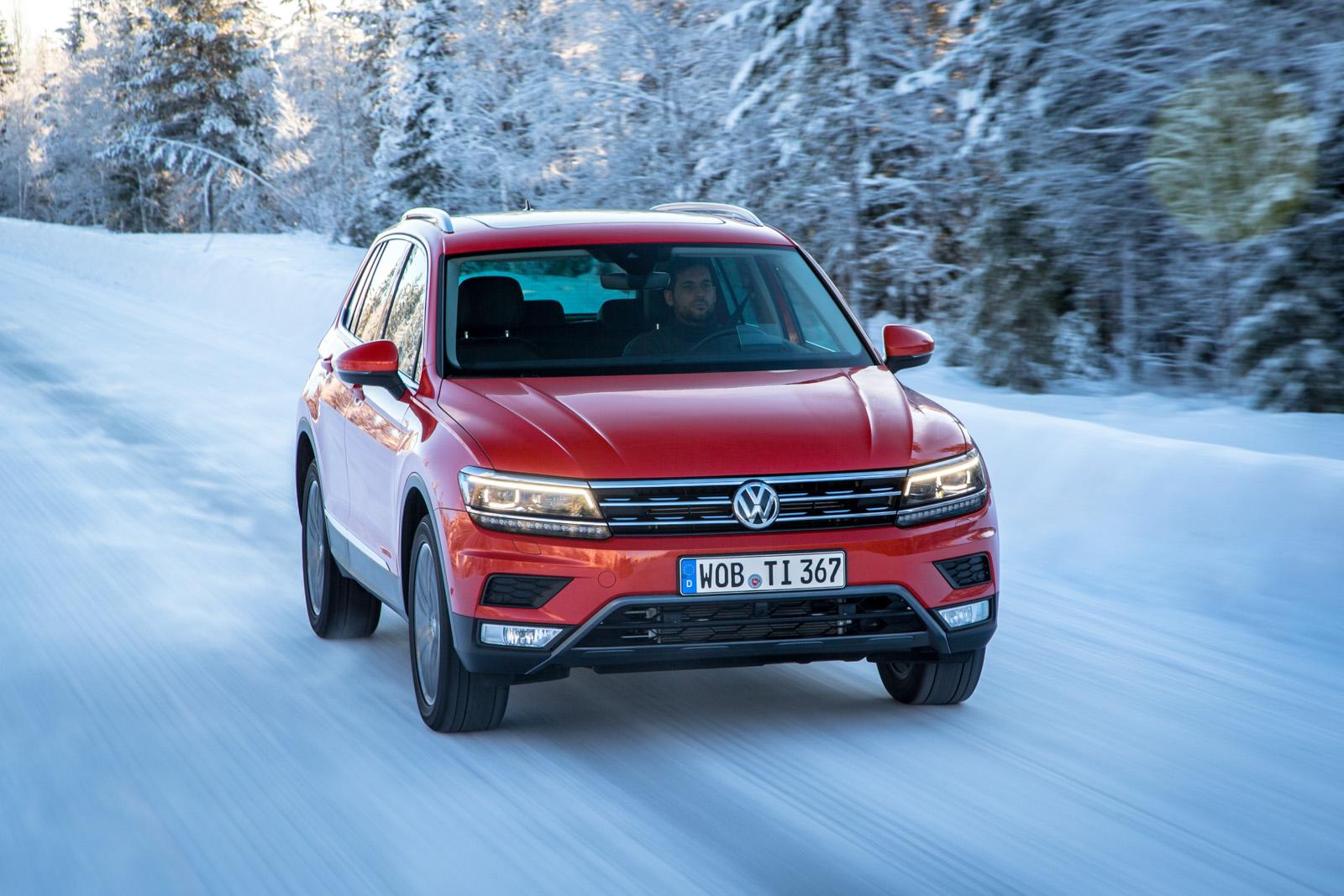 2017 Volkswagen Tiguan Review