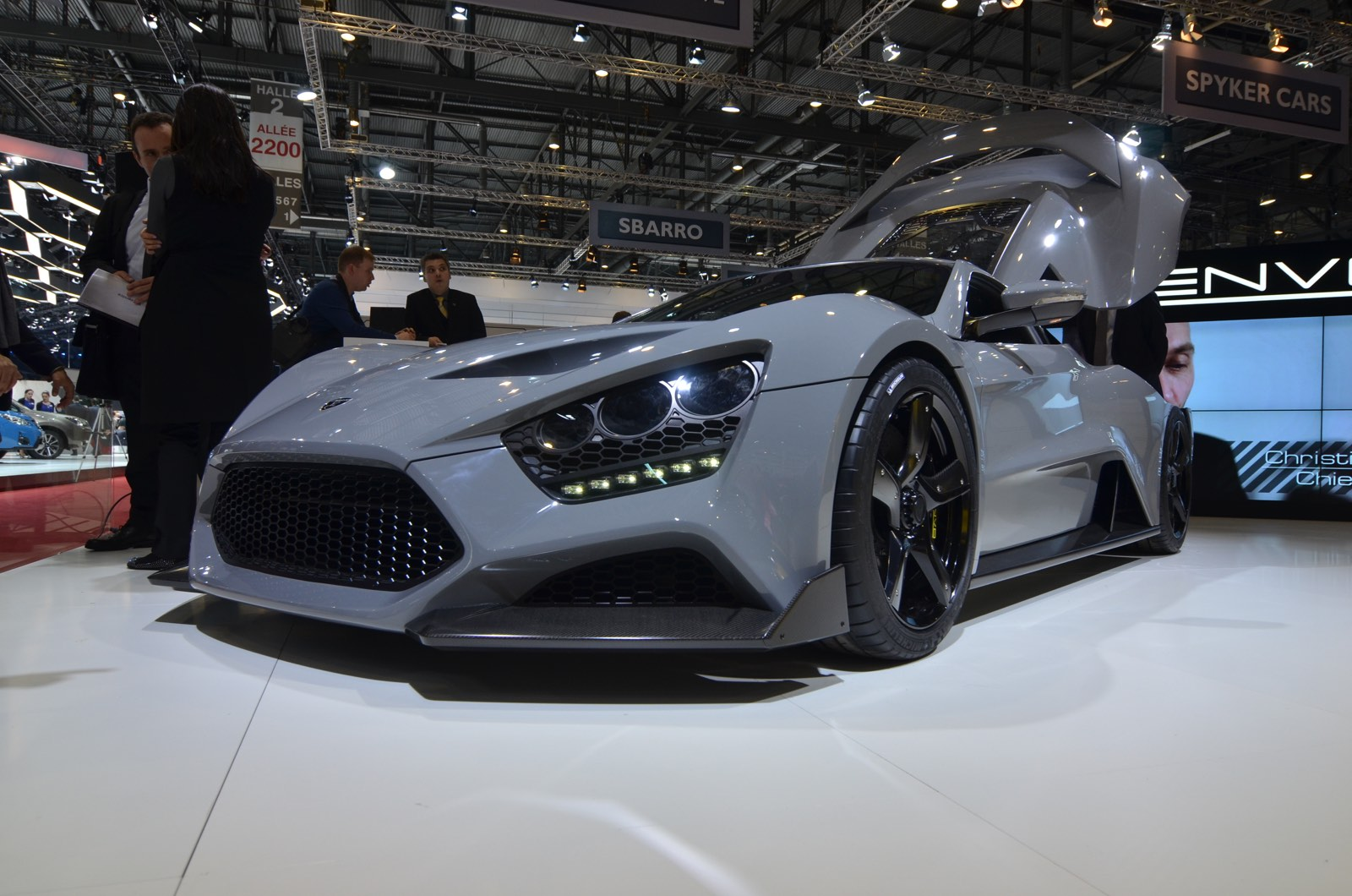 Top 30 Most Expensive Cars in the World 2016/17 - GTspirit