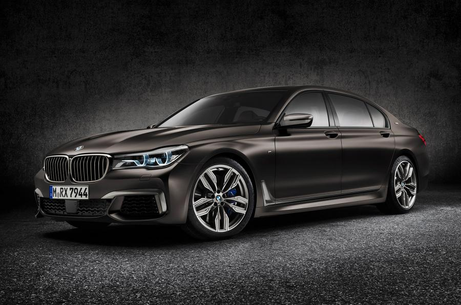 Official: 2017 BMW M760Li xDrive V12