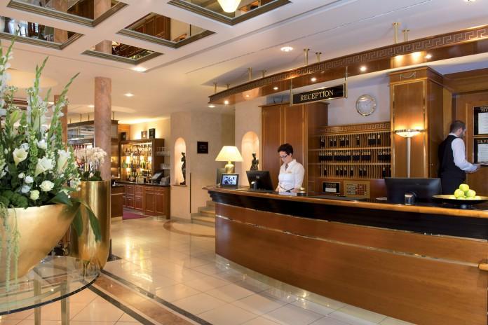 Schlossberg Hotel Lobby