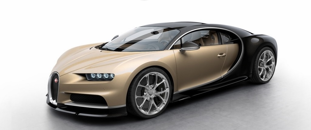 Bugatti Car Configurator Super Sport