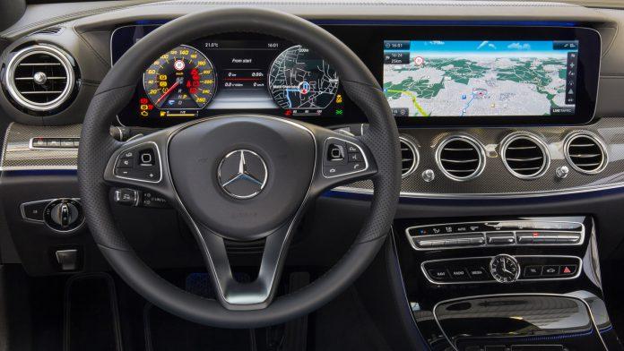 Mercedes-Benz E-Class Fahrvorstellung Lisboa 2016