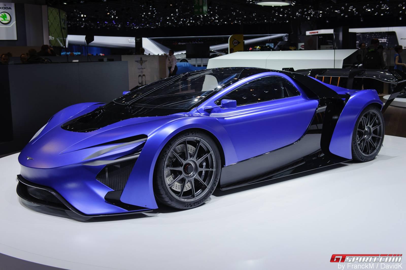 Gallery best of geneva motor show 2016 gtspirit - Geneva car show ...