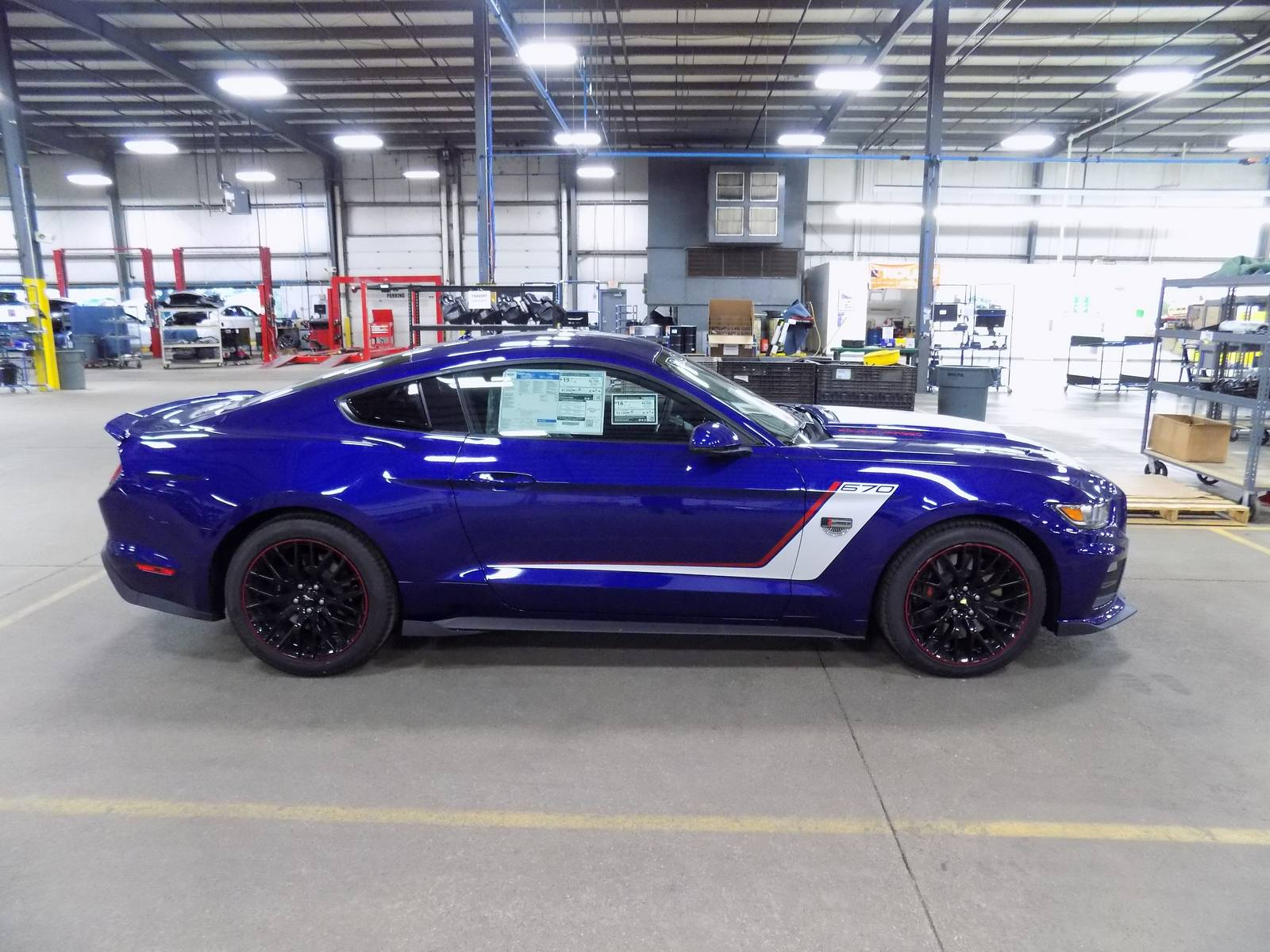 2016 roush warrior ford mustang gets new look gtspirit