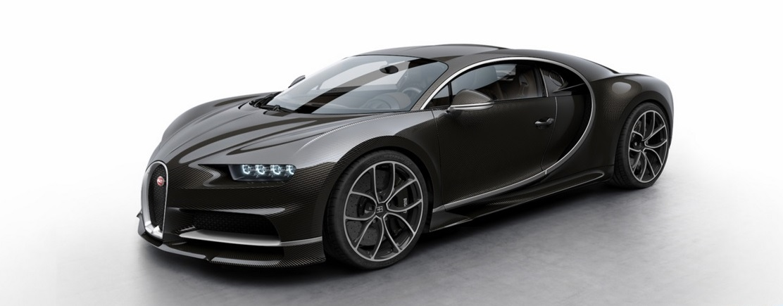 Bugatti Chiron Configurator Launched Online Gtspirit