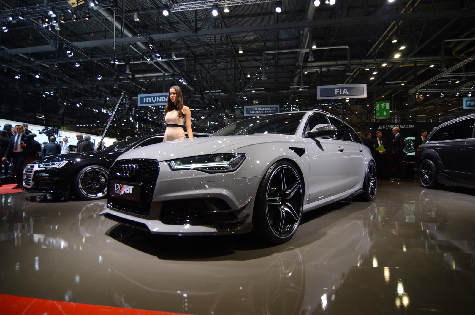 """ABT RS6 """"1 of 12"""""""