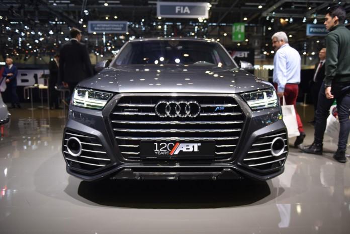 ABT Q7 at Geneva Motor Show 20162