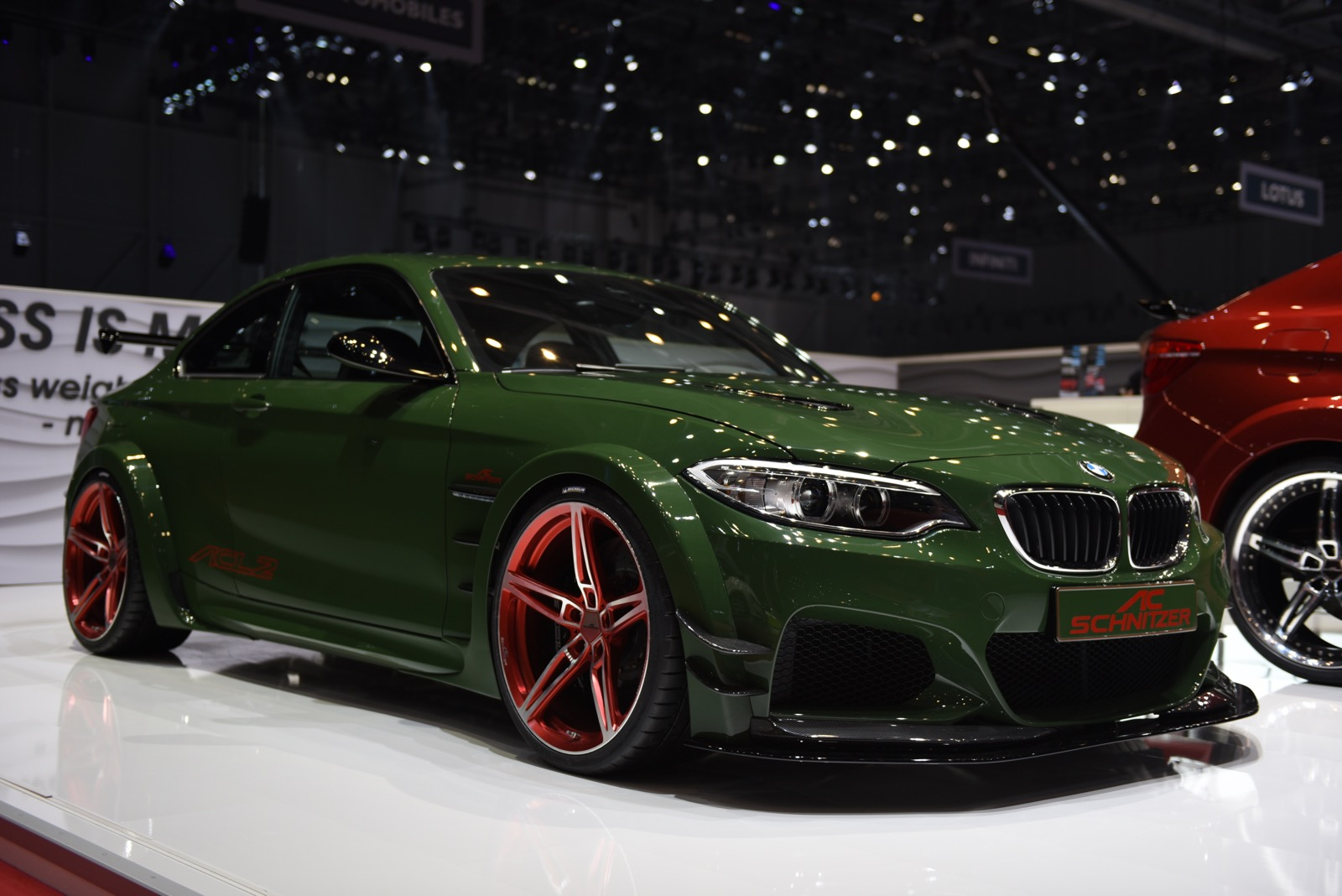 geneva 2016 ac schnitzer acl2 bmw m235i gtspirit. Black Bedroom Furniture Sets. Home Design Ideas