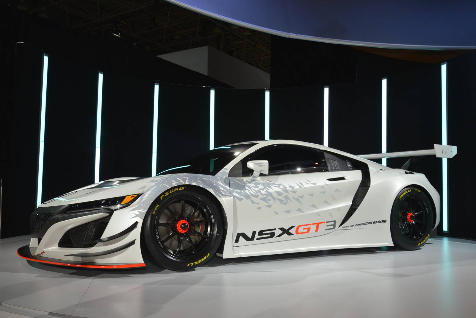 New York 2016 Acura Nsx Gt3 Gtspirit