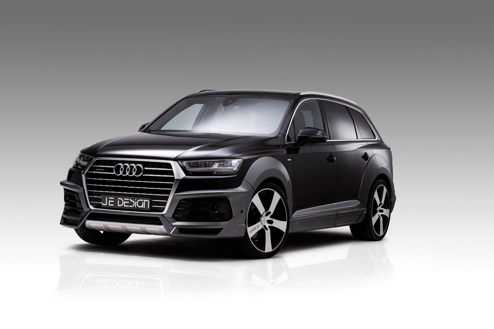Official: Audi SQ7 and Q7 Widebody by JE Design - GTspirit
