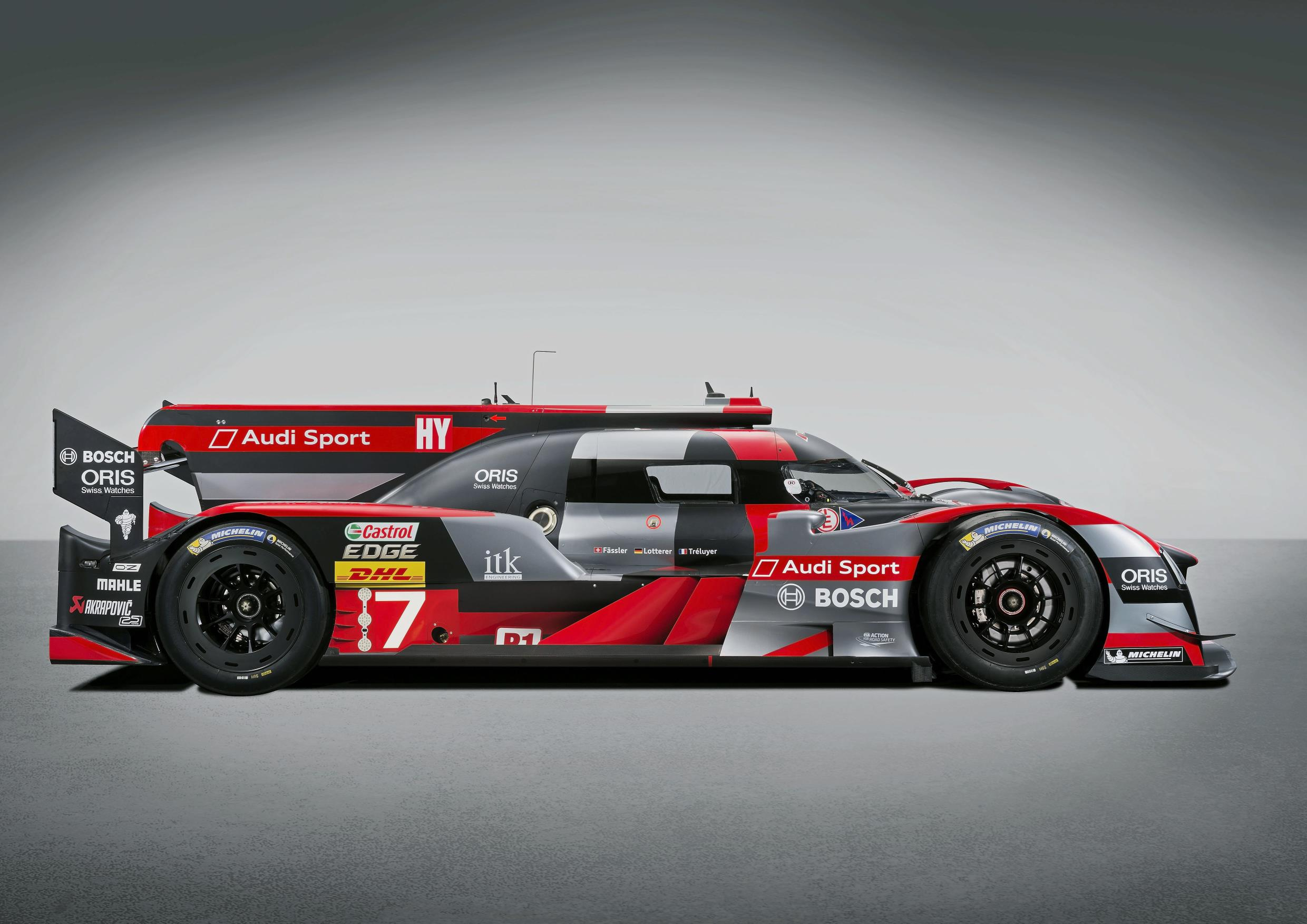 The Sound of Speed 2014 Audi R18 ETron Quattro LMP1