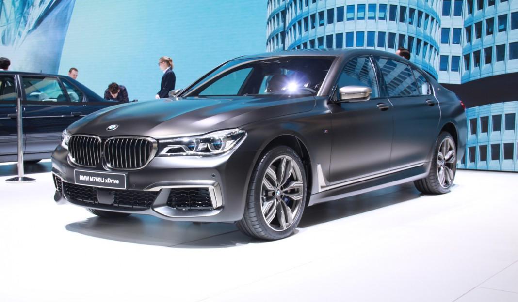 BMW M760Li xDrive V12