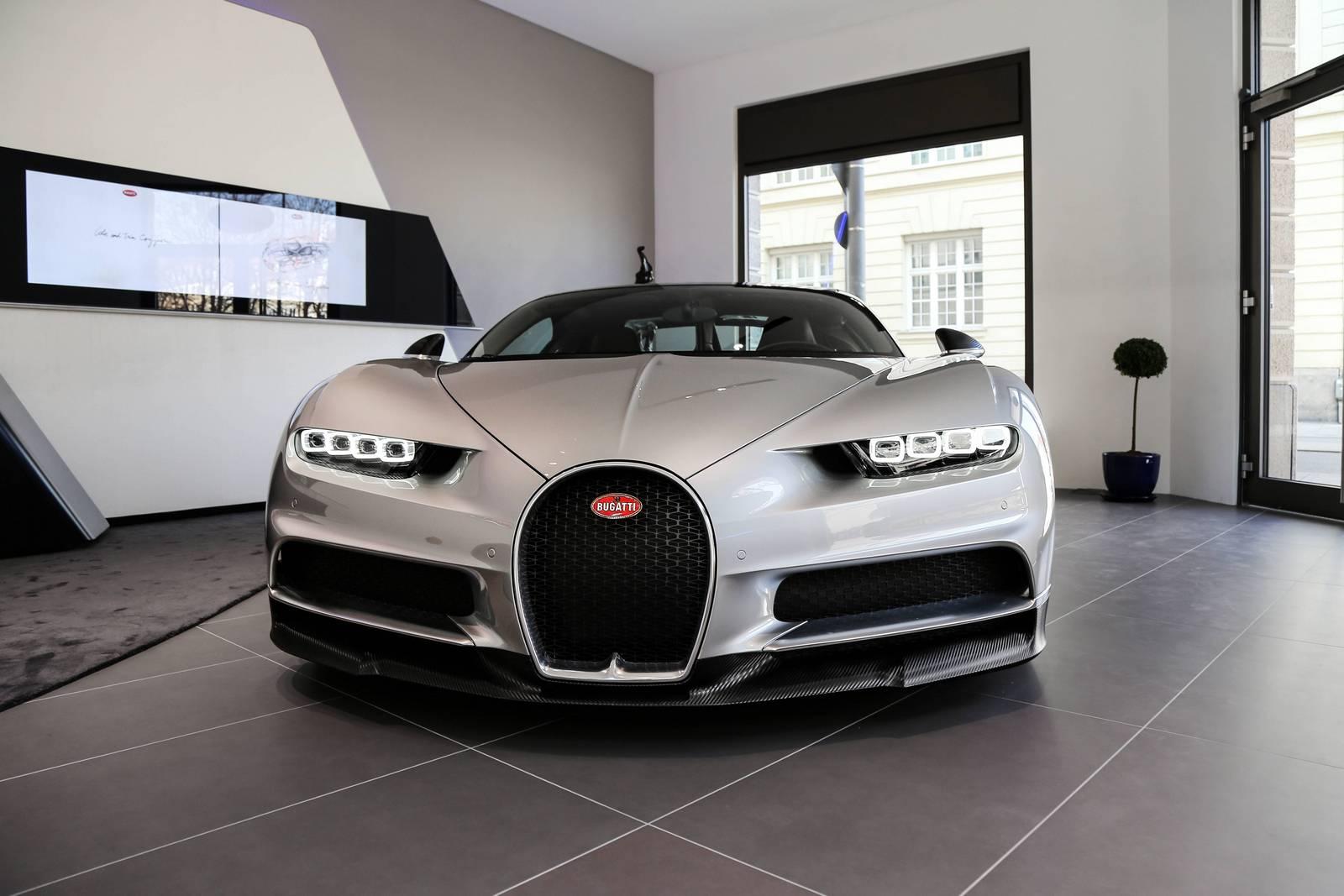 Special Report Bugatti Showroom Amp Lifestyle Boutique