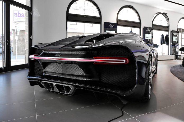 Bugatti Chiron Munich Boutique