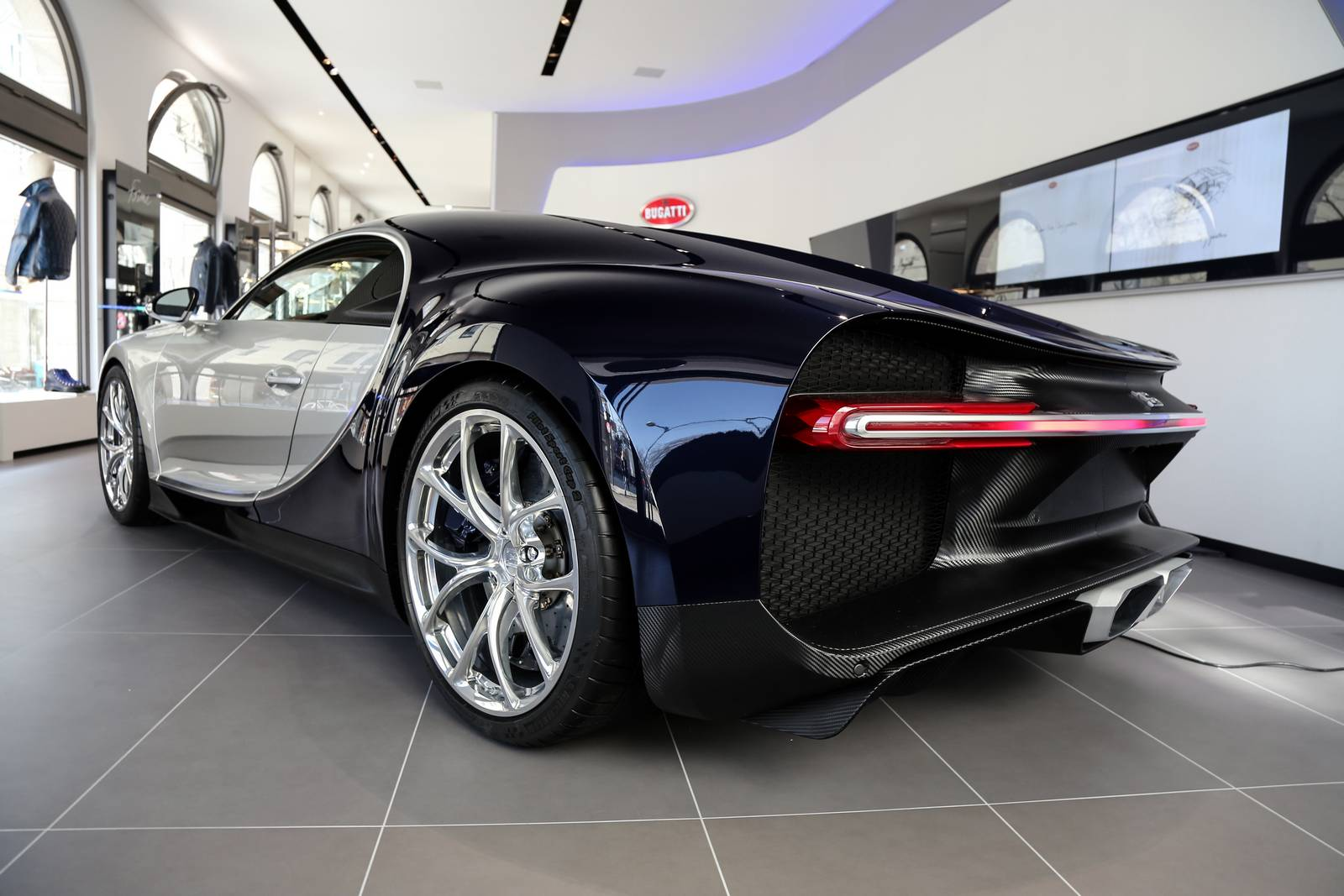 Munich Bugatti Chiron >> Special Report: Bugatti Showroom & Lifestyle Boutique Munich - GTspirit