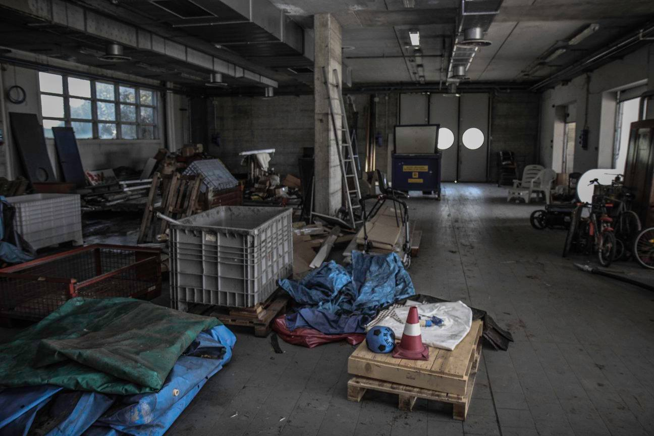 Campogalliano Italy  City pictures : Gallery: Abandoned Bugatti Factory in Campogalliano, Italy GTspirit