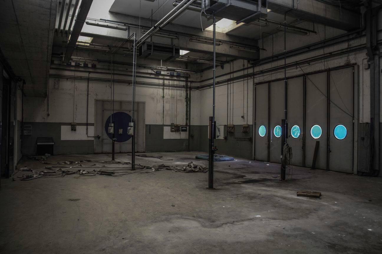 Campogalliano Italy  city pictures gallery : Gallery: Abandoned Bugatti Factory in Campogalliano, Italy GTspirit