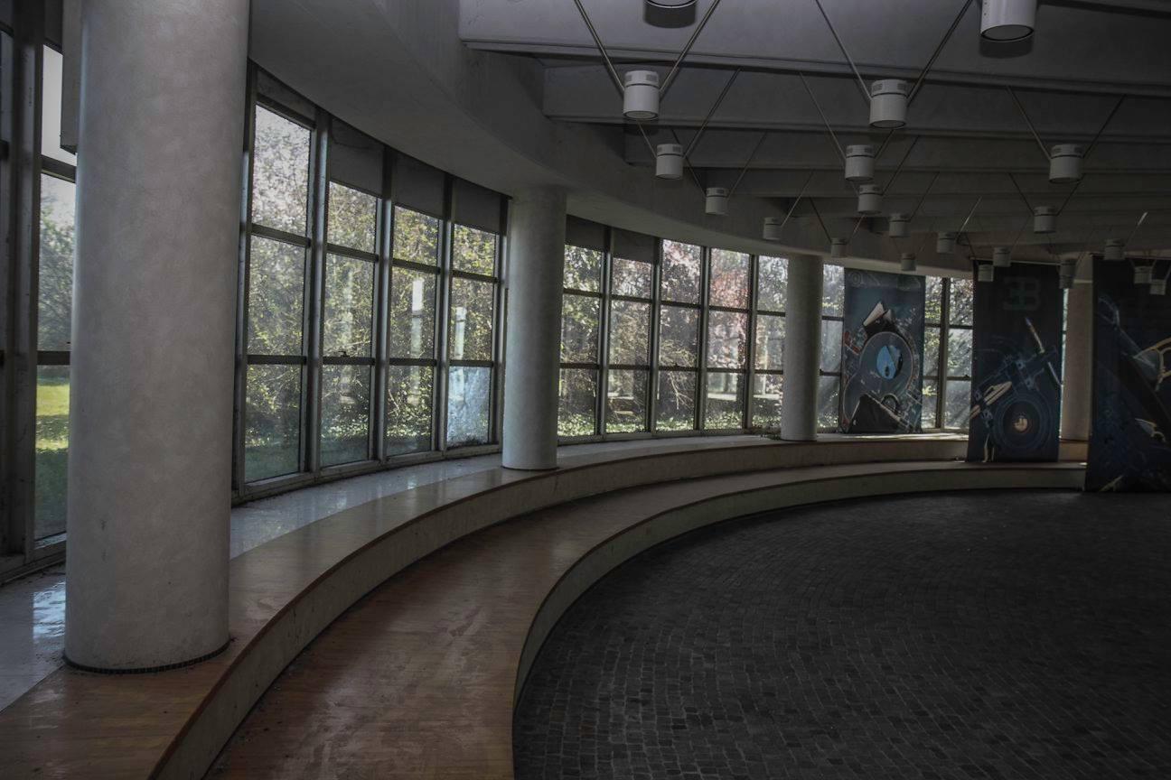 Campogalliano Italy  city photo : Gallery: Abandoned Bugatti Factory in Campogalliano, Italy GTspirit