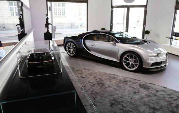 Bugatti Munich Boutique (15)