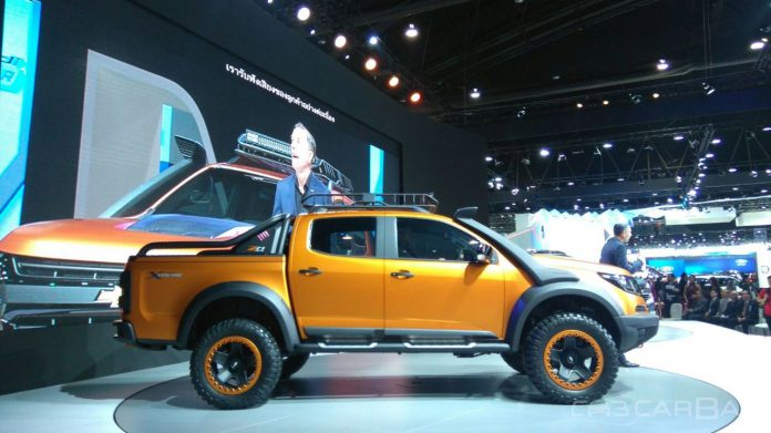 Chevrolet-Colorado-Xtreme-Close-Side-View-at-Bankok-Motor-Show-2016