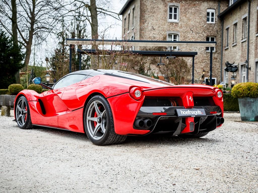Ferrari LaFerrari For Sale In The Netherlands