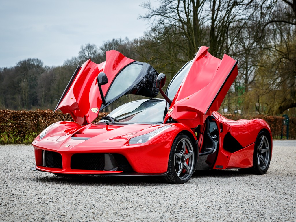 New Ferrari Ceo Confirms Laferrari Spider Gtspirit