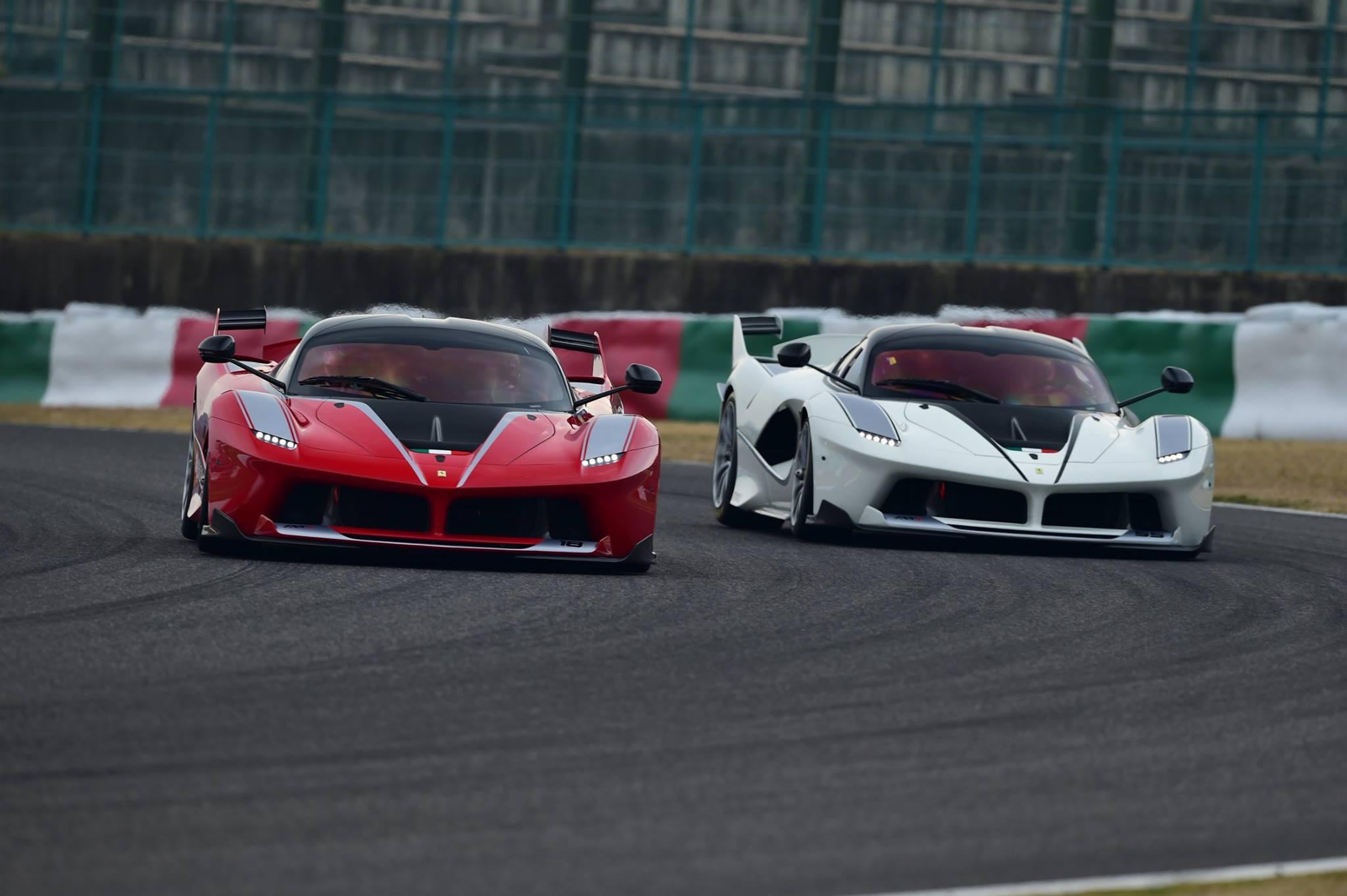 Gallery Best Of Ferrari Racing Days Suzuka 2016 Gtspirit