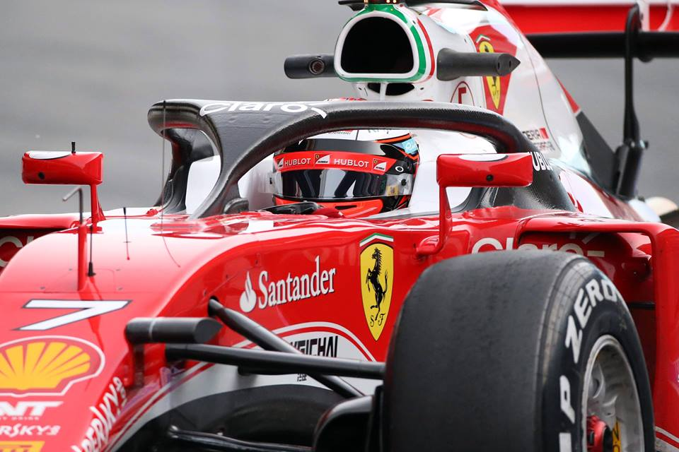 Formula One: Raikkonen ups testing pace for Ferrari