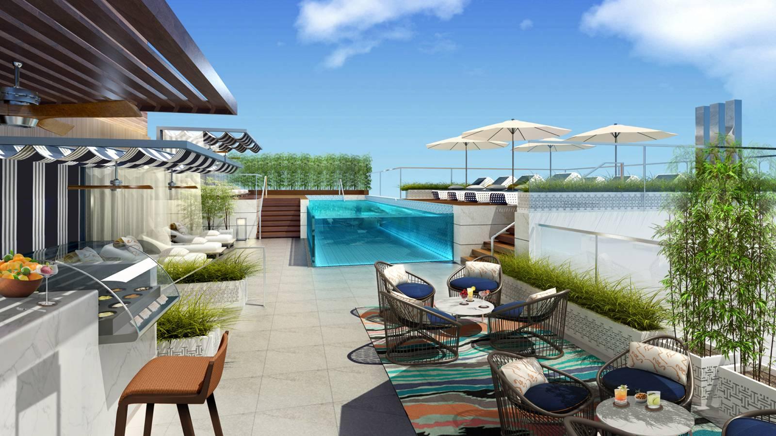 Best Beach Hotels Dubai Dubai International Financial Centre