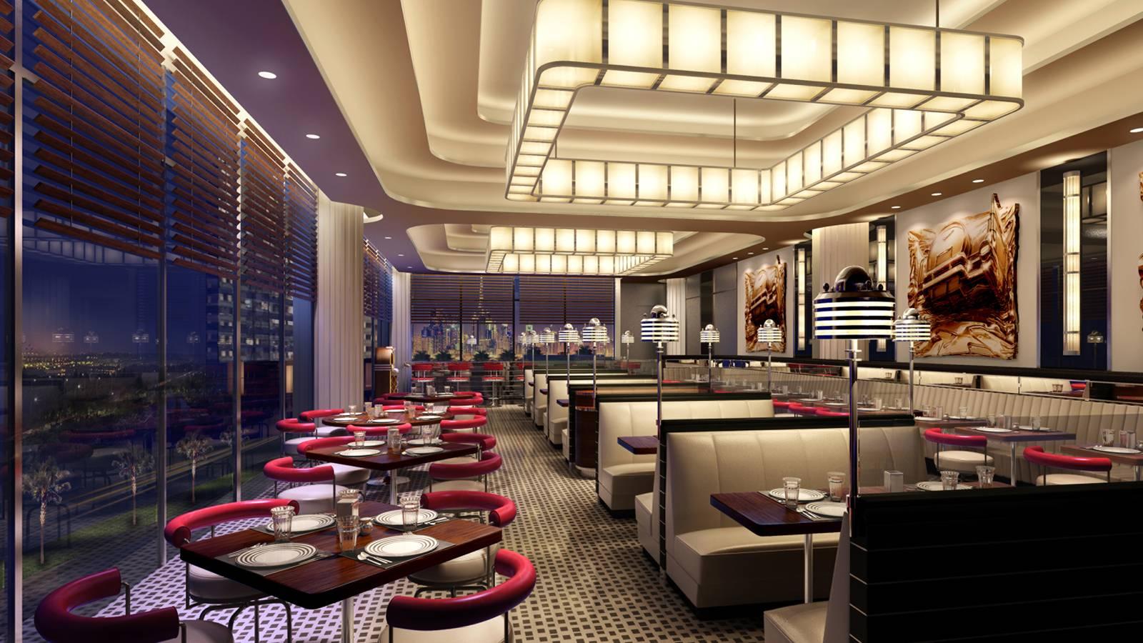 Four seasons hotel dubai international financial centre for Fourseason hotel