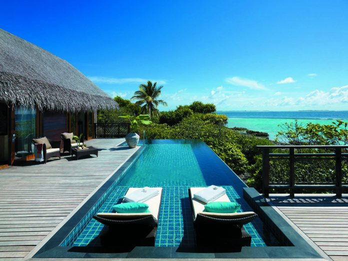 Shangri-La Villingili Maldives Ocean View Villa